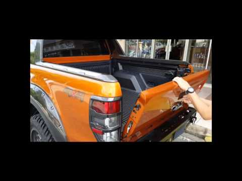 Carryboy Sling Up Easy-up Easy-down for Ford Ranger T6