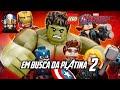 LEGO Marvel Vingadores Em Busca da Platina #2