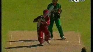 vuclip **Rare** Cricket World Cup 2003 1st Match South Africa v West Indies Extended Highlights