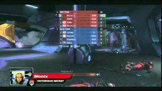 Halo Reach Finals: MLG D.C 2010 - Victorious Secret vs Vicious Intent (Part 2)
