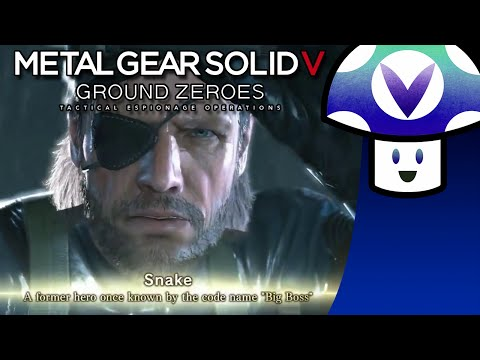 [Vinesauce] Vinny - Metal Gear Solid V: Ground Zeroes + Art!