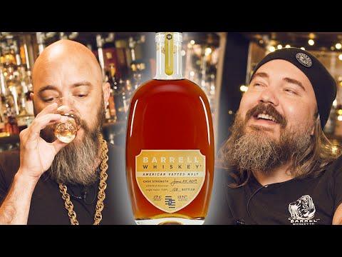 "Barrell Whiskey ""American"