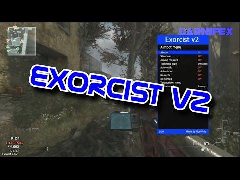 [Mw3/1 24] Exorcist V2 Non Host SPRX Mod Menu +Download