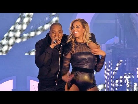 Mix - Beyoncé feat. Jay Z - Crazy In Love & Single Ladies (Live)