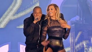 Beyoncé feat. Jay Z - Crazy In Love & Single Ladies (Live)