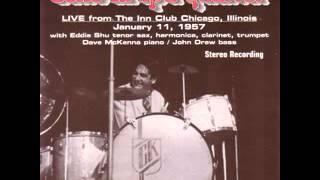 Drum Boogie, Gene Krupa Quartet, Eddie Shu, Live From The Inn Club Chicago, Illinois 1957