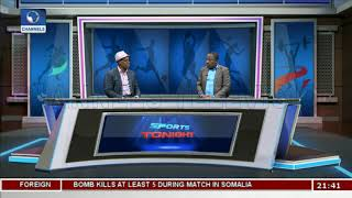 LOC Certain 2018 World Cup Will Be A Success | Sports Tonight |