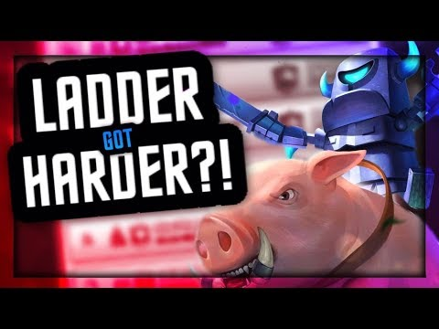 Clash Royale :: BROKEN LADDER = BROKEN GAME