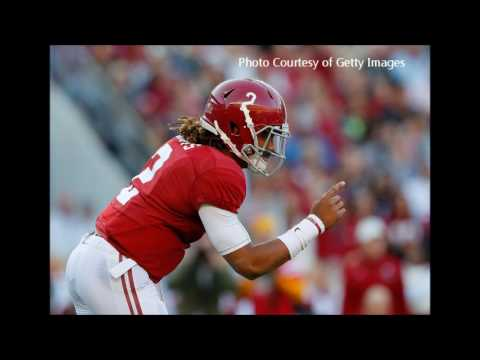 Trent Dilfer on the Alabama QB battle