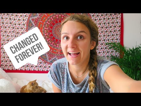 How travelling changed my life