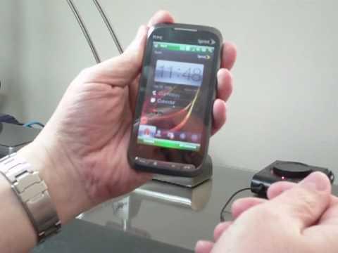 HTC Touch Pro 2 interface unlock problem