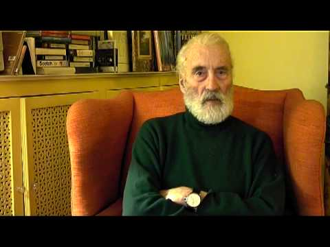 Christopher Lee on Charlemagne - YouTube