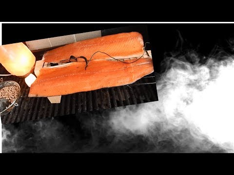 How To Cold Smoke Salmon