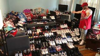 Jordan Sneaker Collection 1-32 ( Jan 2018) Part 1