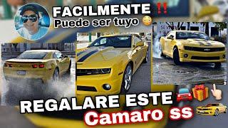 REGALARE ESTE AUTO CAMARO SS | MARKITOS TOYS |