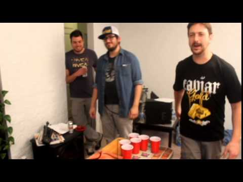 Party Fouls: Beer Pong Douche Bags