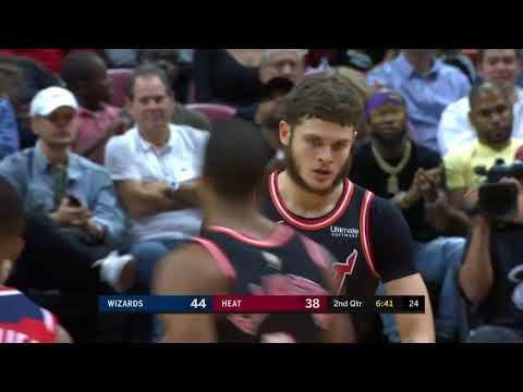 November 15, 2017 - FSS/NBATV - Game 14 Miami Heat Vs Washington Wizards - Loss (06-08)
