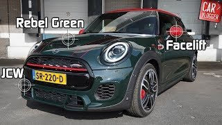 INSIDE the NEW MINI John Cooper Works 2018 | Interior Exterior DETAILS w/ REVS