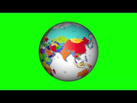 Glob Earth Map
