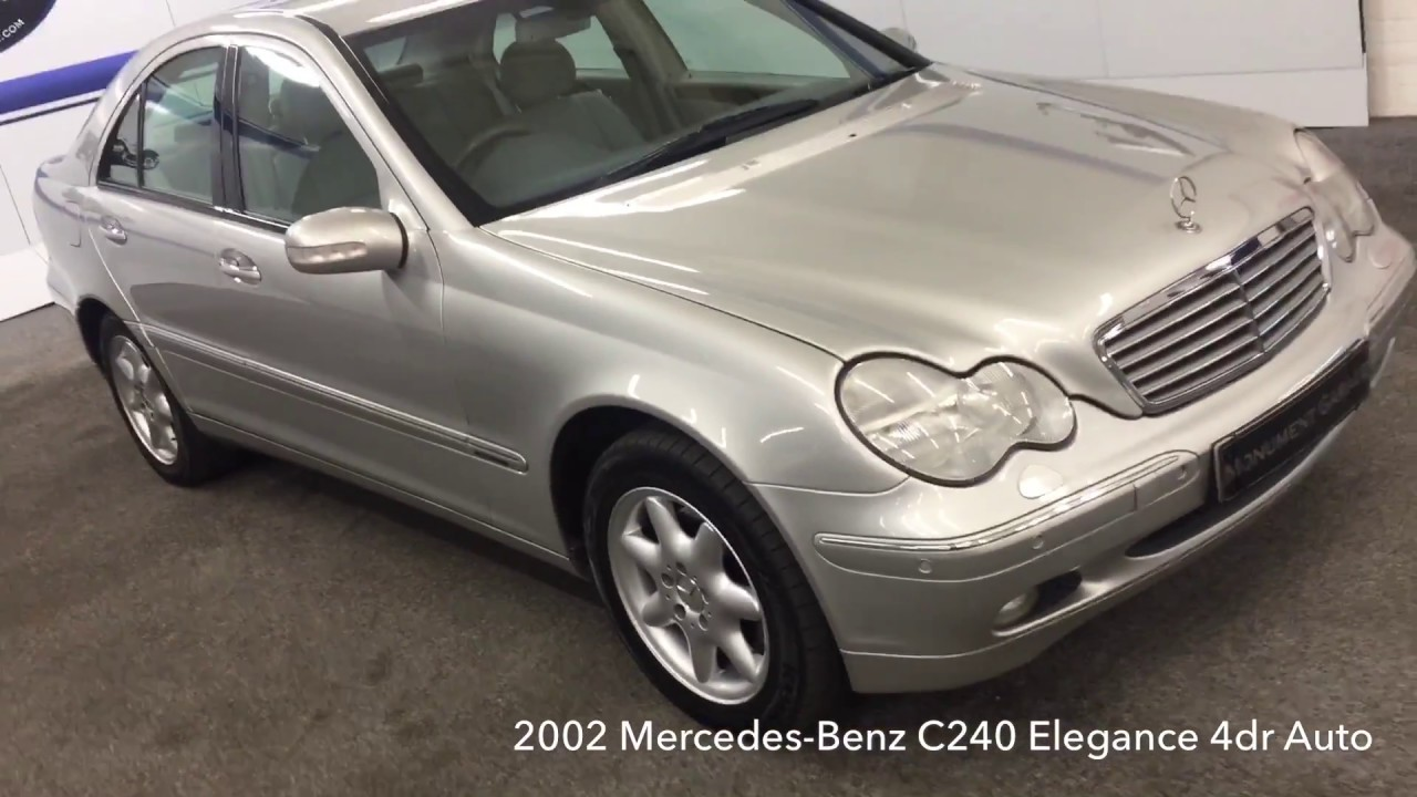 Mercedes c240 elegance