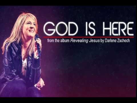 Darlene Zschech - God Is Here (Lyric Video)