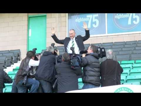 New Hibernian Manager Terry Butcher Speaks