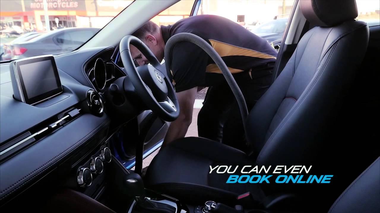 Parkland Mazda – Service 30s TVC - YouTube