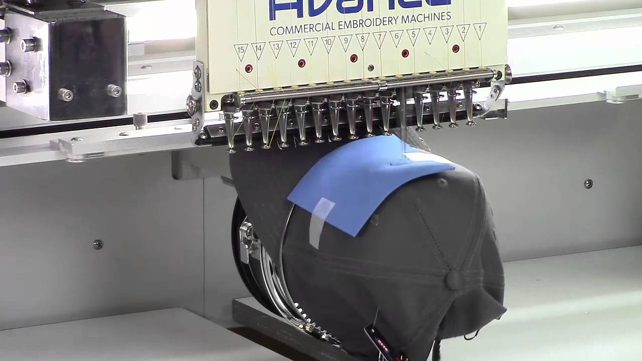 66711823fd0 Hat Embroidery Machine Options
