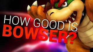 How Good Is Bowser? Super Smash Bros Wii U Zero