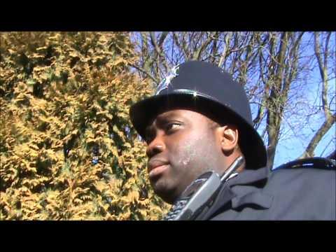 Racist bailiff rant