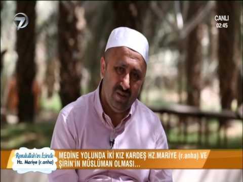 ömer döngeloğlu  12 resulullahin izinde   hz  mariye   youtube