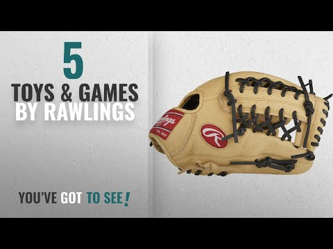Top 10 Rawlings Toys & Games [2018]: Rawlings Select Pro Lite Youth Baseball Glove, JJ Hardy Model,