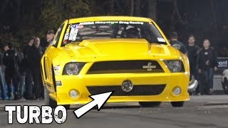 GT500's are WAY cooler with a TURBO!