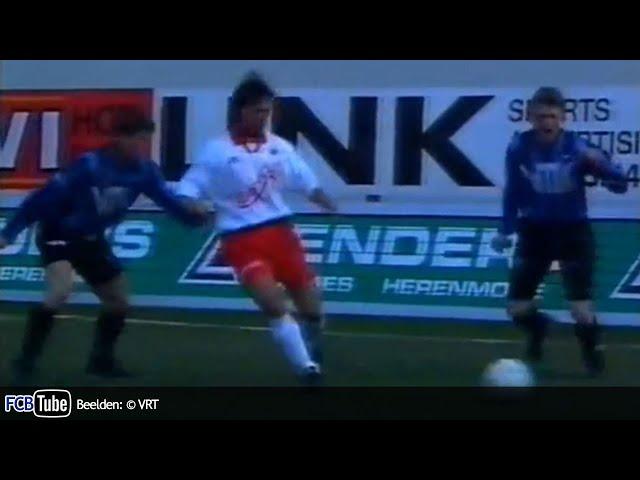 1993-1994 - Beker Van België - 03. Kwartfinale - Antwerp FC - Club Brugge 0-3