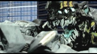 Japan S.O.S (Pacific rim Stop motion)