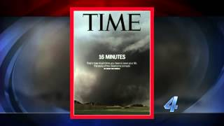 Time Writer on Oklahoma Tornadoes