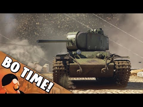"War Thunder - KV-220 ""Did Somebody Order Russian Bias?"""