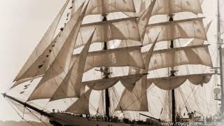 TALL SHIPS SAILING ON SOUTH ATLANTIC OCEAN - HD (720)
