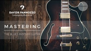 Mastering The Blues Rhythm Guitar (ITALIANO)