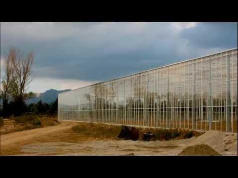 KUBO Greenhouse Projects - Tomatrio (France)