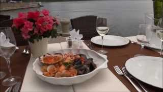 Croatian Gastronomy Cucina Croata Kroatische Küche Restaurant Zal In Klimno Island Of Krk