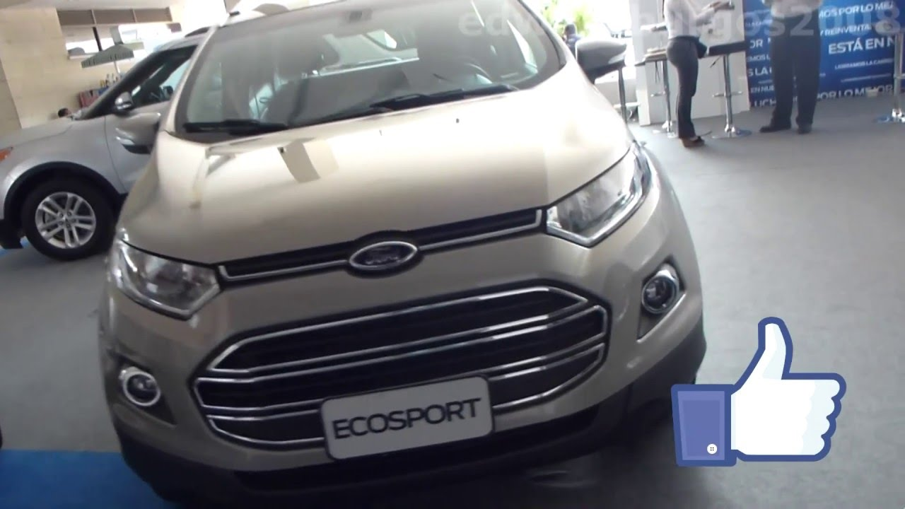 ford ecosport titanium 2014 video versi n colombia youtube. Black Bedroom Furniture Sets. Home Design Ideas