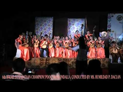 Pooc NHS Rondalla - Rolling in the Deep