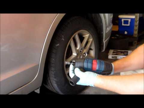 Bosch 26618 Lug Nut Removal