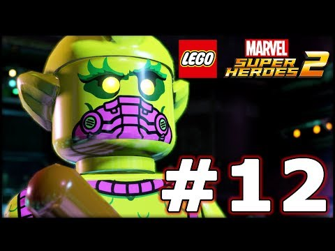 LEGO Marvel Superheroes 2 - Part 12 - Maximus! (HD Gameplay Walkthrough)