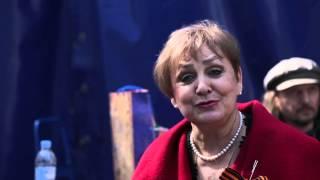 Татьяна Судец о праздновании Дня Победы в парке Фили