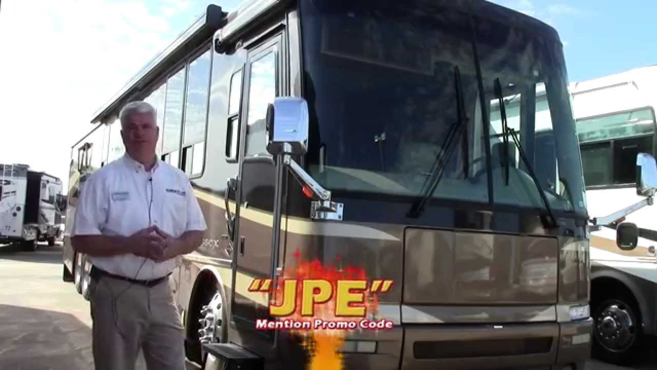 Preowned 2003 Newmar Essex 4372 Class A Diesel Motorhome RV - Holiday World  of Houston in Katy, TX