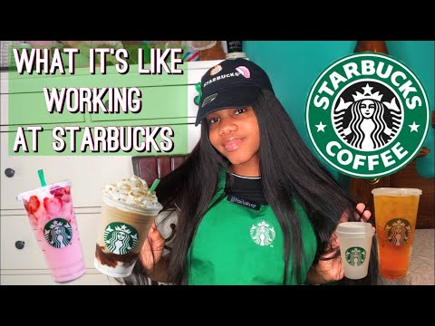 MY EXPERIENCE WORKING AT STARBUCKS + TIPS