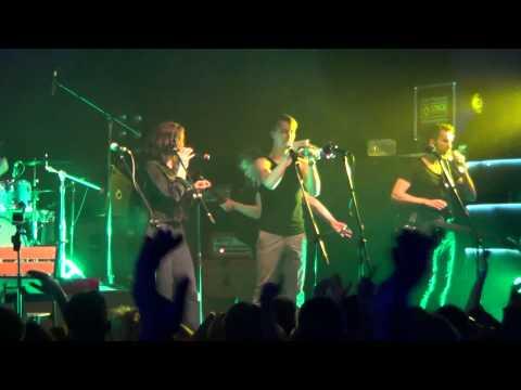 Diablo Swing Orchestra - Vodka Inferno (live in Minsk - 15.02.15) mp3
