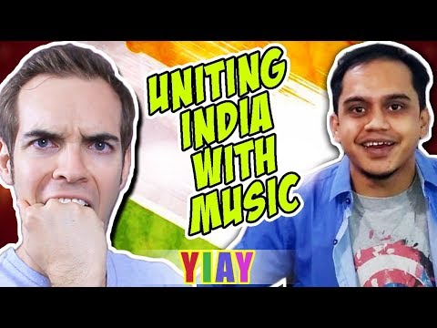 UNITING INDIA WITH MUSIC - INDIAN JACKFILMS - DANCE SCHOOL!